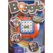 Boggle Word Search Game w Electronic Timer (2008)