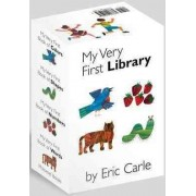 My Very First Library by Eric Carle