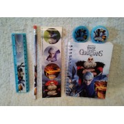 Ensemble De Papeterie Rise Of The Guardians