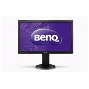 BenQ monitor LED BL2405HT 24\ wide FHD, DVI, HDMI, Flicker-Free, fekete