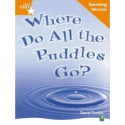 Rigby Star Non-Fiction Guided Reading Orange Level: Where Do All the Puddles Go? Teaching