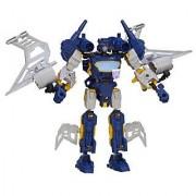 Transformers Construct-Bots Elite Class Soundwave Buildable Action Figure