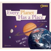 Every Planet Has a Place by Becky Baines