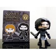 "Funko Game of Thrones Series 2 Mystery Minis Jon Snow 2.5"" 1:12 Vinyl Mini Figure [Loose]"