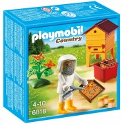 PLAYMOBIL - APICULTOR - FORESTER'S HOUSE (PM6818)