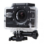 Mobilegear SJCAM SJ4000 12 MP WiFi 1080P Full HD Waterproof Digital Action Camera & Sports Camcorder With Accessories & Free Selfie Stick