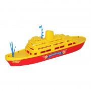 Transantlantic játék hajó, szállodahajó
