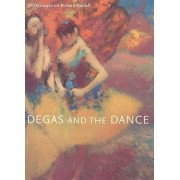 Degas and the Dance by Jill Devonyar