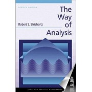 The Way of Analysis by Robert S. Strichartz