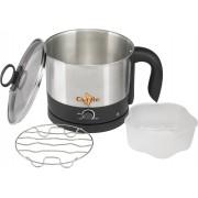 Chef Pro Multipurpose Electric Kettle(1.2 L, Steel)