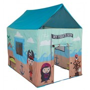 "Pacific Play Tents My Pirate Ship House Tent 50 "" X 40 "" X 50 "" Playhouse"