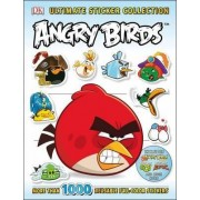 Ultimate Sticker Collection: Angry Birds by DK