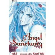 Angel Sanctuary, Vol. 5: Angelfood Boy/The Path to Hell by Kaori Yuki