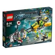 LEGO - El caza tóxico de Toxikita, juego de construcción (70163)