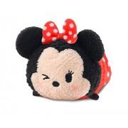"Disney Tsum Tsum Mickey & Amigos Minnie Mouse 3.5"" Peluche [Guiñando, Mini]"