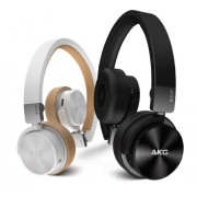Casti portabile bluetooth, NFC, AKG Y45 (Alb)