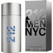 Perfume Para Hombre Carolina Herrera 212 MEN EDT 100 Ml-Blanco