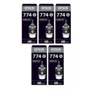 Epson Ink T7741 Black Ink Pack of 5 For M100/200