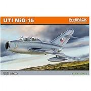 Eduard Models 1/72 UTI MiG-15 ProfiPack Model Kit