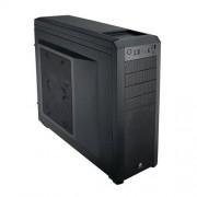 Corsair CC-9011012-WW Carbide Series 500R Fenêtré Moyenne Tour ATX Boitier PC Performant, Noir