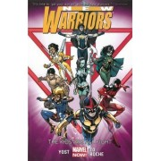 New Warriors Volume 1: The Kids Are All Right by Christopher Yost