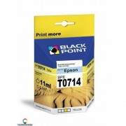 BlackPoint [BPET0714] Ink/Tusz Black Point (Epson T0714) yellow
