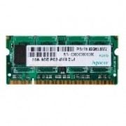 SODIMM, 2GB, DDR2, 667MHz, Apacer, CL5 (AS02GE667C5NBGC)