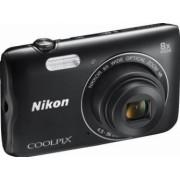 Aparat Foto Digital Nikon COOLPIX A300 Negru