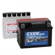Exide AGM 12V 3Ah J+ YTX4L-BS