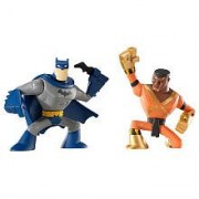 DC Universe 2.25 inch Mini Action League 2-Pack - Batman & Bronze Tiger