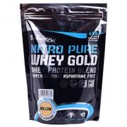 BioTech USA Nitro Pure Whey Gold étcsokoládé - 454g zacskó