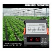 Eh termostato termostato STC-100012V-Negro