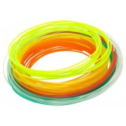 XYZ Printing XYZPrinting 3D-Pen PLA 1.75mm Filament 216 g - 6 random colors - 12m of each color