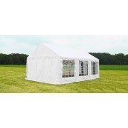 Classic Plus Partytent PVC 4x6x2 mtr in Wit