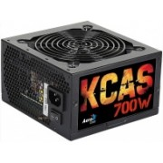 Fuente de Poder Aerocool KCAS-700W 80 PLUS Bronze, 20+4 pin ATX, 120mm, 700W