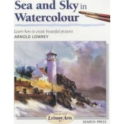 Sea & Sky in Watercolour by Arnold Lowrey