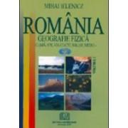 România. Geografie fizică. vol.II-Climă, ape, vegetaţie, soluri, mediu.