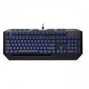Клавиатура, USB 2.0, 1.8 Meters, CM DEVASTATOR II BLU LED DESKT