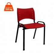 Cadeira de Escritório Evidence I Fixa Vermelha