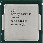 Intel Core i5 - 6500 3,2 gHz LGA1151 6 MB Cache Tray C