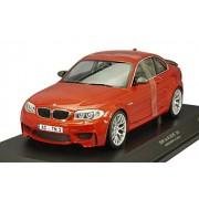 Minichamps 110020020 - 1:18 2011 BMW 1ER M Coupe, Arancio