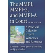 The MMPI, MMPI-2, and MMPI-A in Court by Kenneth S. Pope