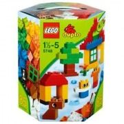 LEGO DUPLO Creative Building Kit ~ 85 pieces 5748 Ages 1 - 5