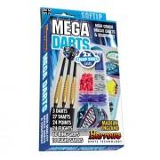 Mega Darts Soft Pack
