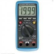 Profi digitálny multimeter na meranie elektrických veličín