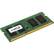 Memorie Laptop Micron Crucial 2GB DDR3 1600MHz CL11 Single Ranke
