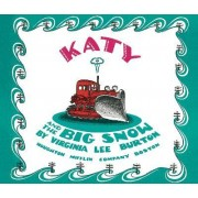 Katy and the Big Snow Lap Board Book by Virginia Lee Burton