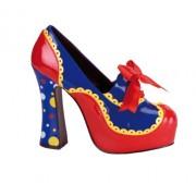 Rubies 6 190514 9 - Scarpe da Clown (Numero 40)