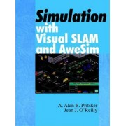 Simulation with Visual SLAM and AweSim by A.Alan B. Pritsker