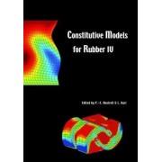 Constitutive Models for Rubber IV by Per-Erik Austrell